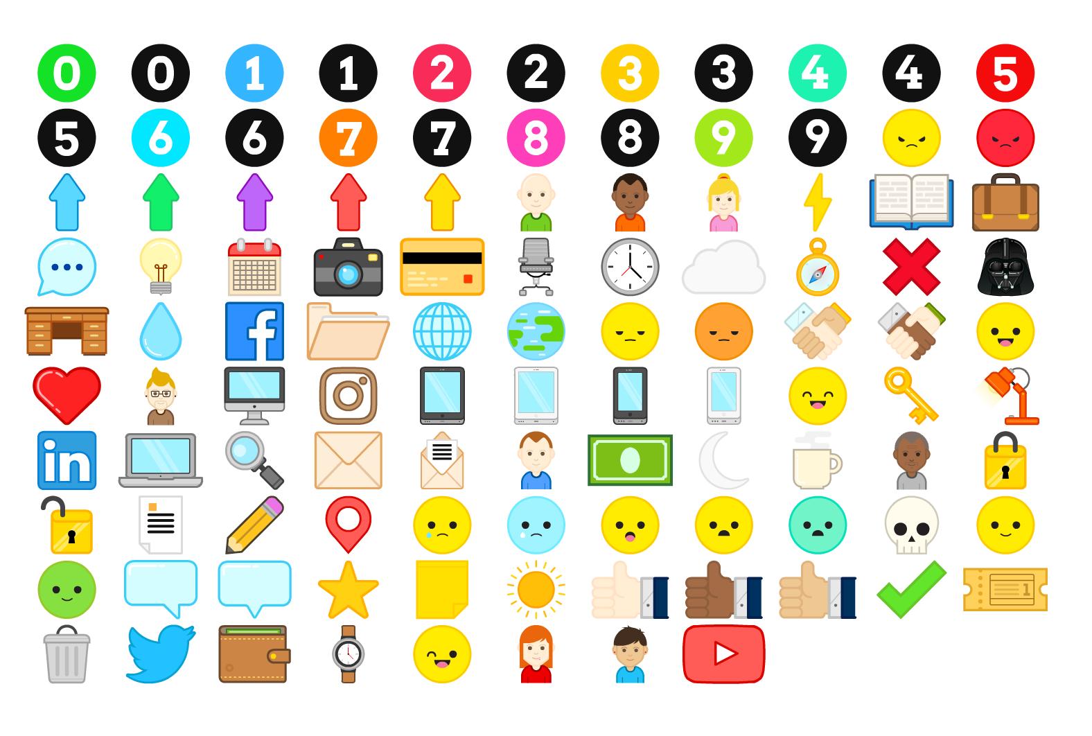 amazing free icons prezi the prezenter