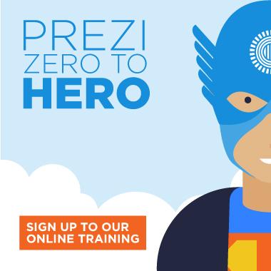 Prezi Online Training