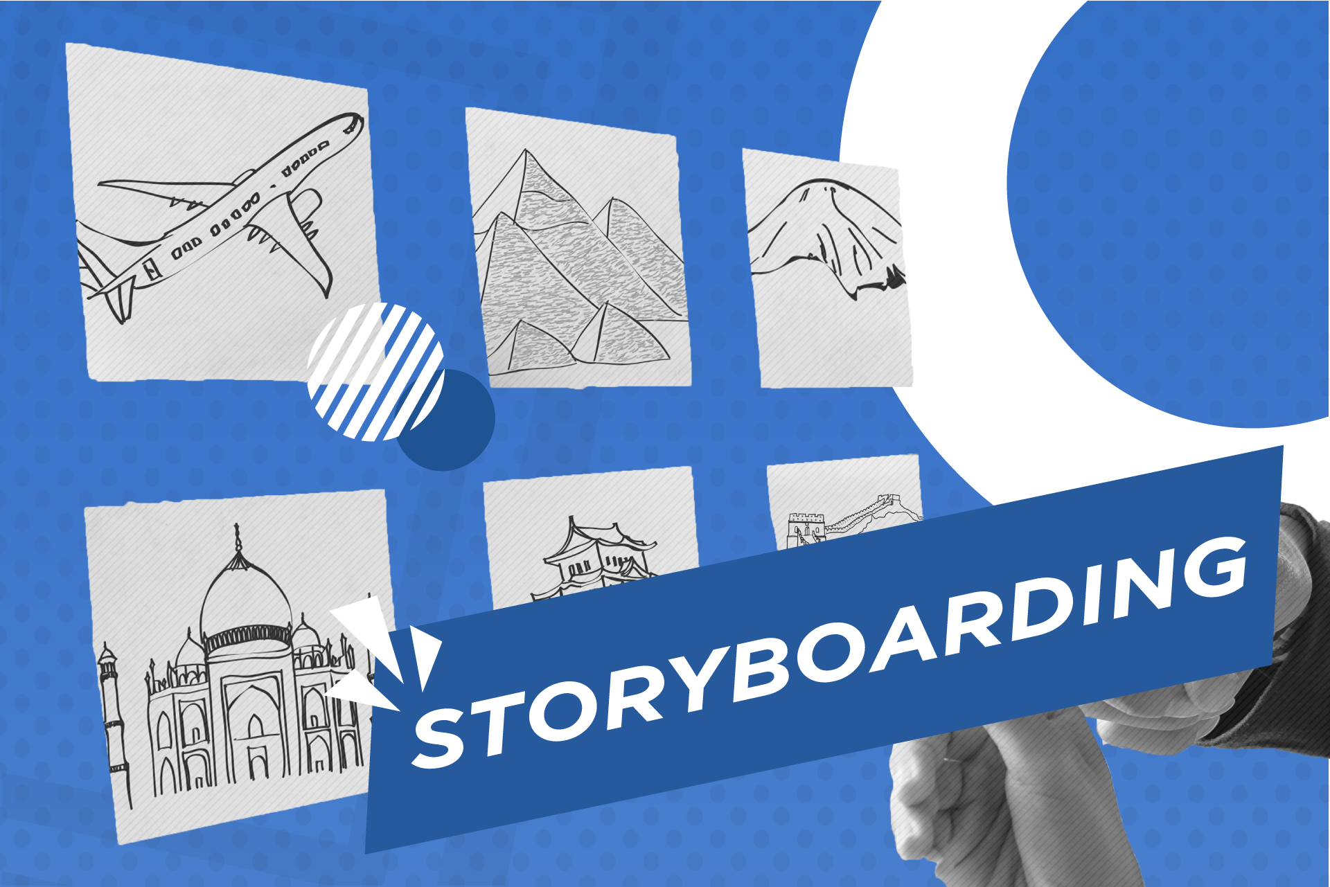 Storyboard for presenters
