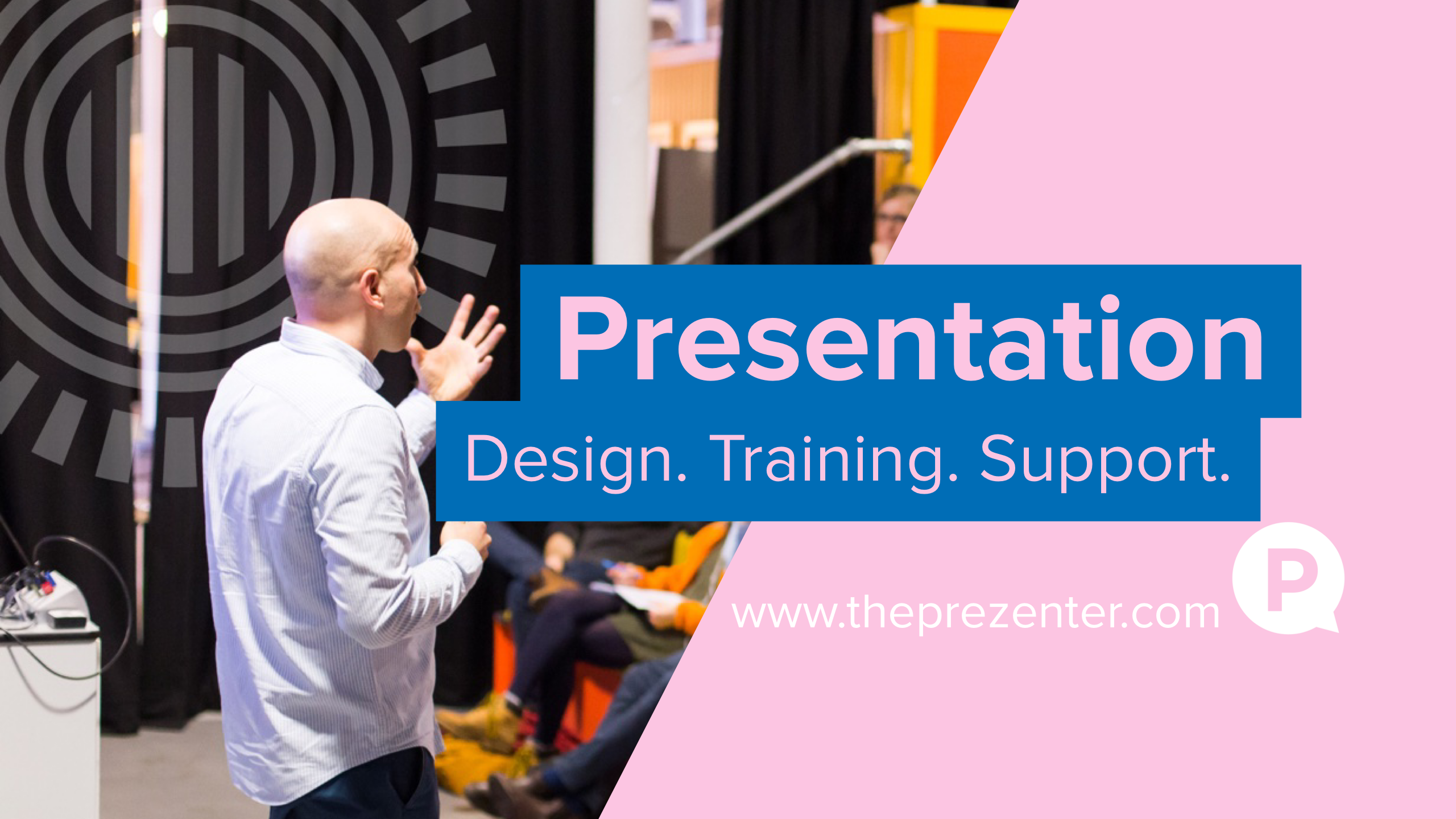 Presentation training design and support