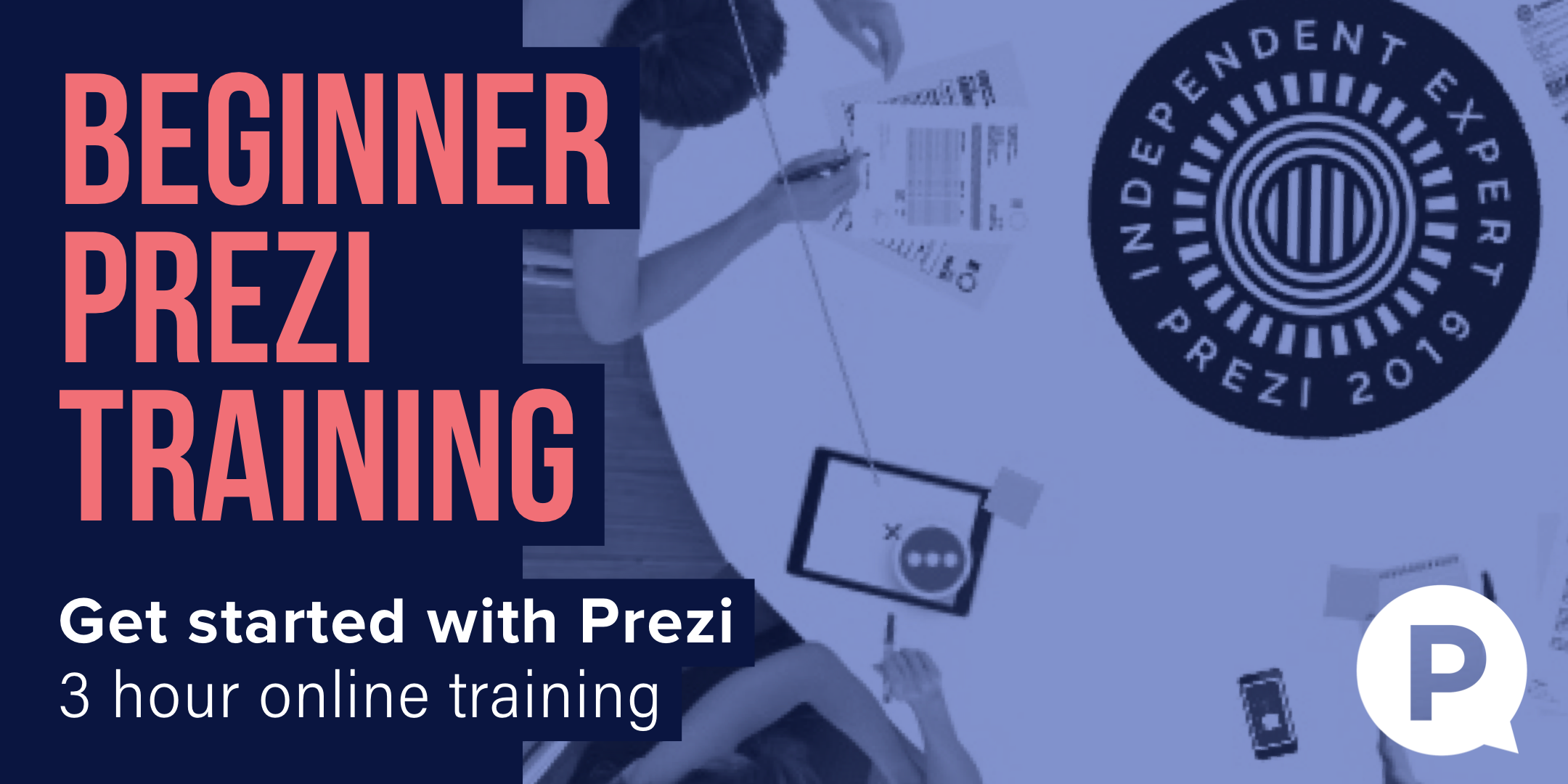 Prezi training online