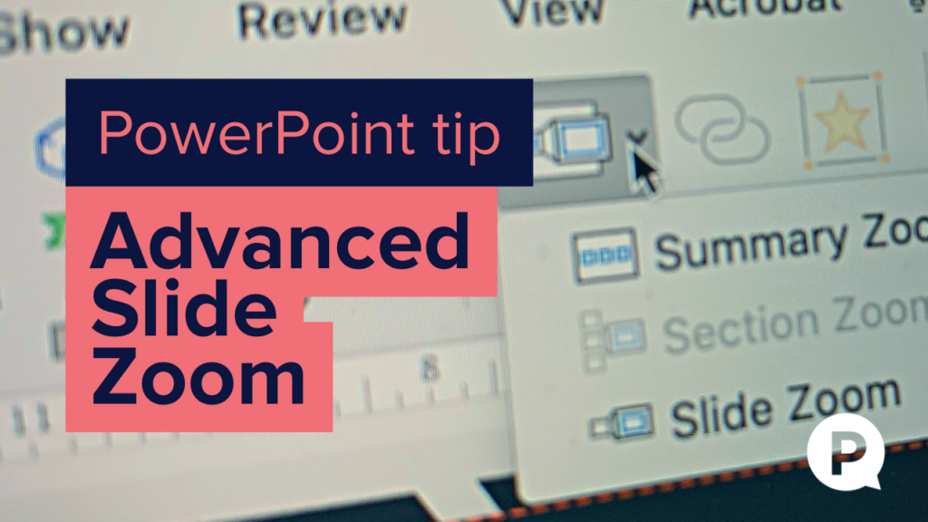 How to use PowerPoint Slide Zoom